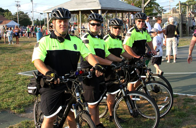 Wareham PD Bike Patrol