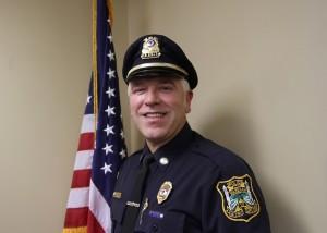 Sgt. Douglas Jacinto - Detective Division Commander