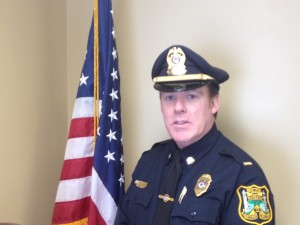 Lt. Kevin Walsh - Operations Division